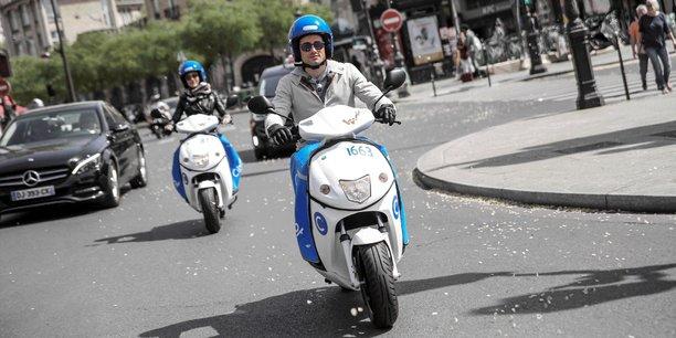 Cityscoot espère réduire le point mort de la rentabilité d'un scooter à 2 transactions par jour, contre 3 actuellement.
