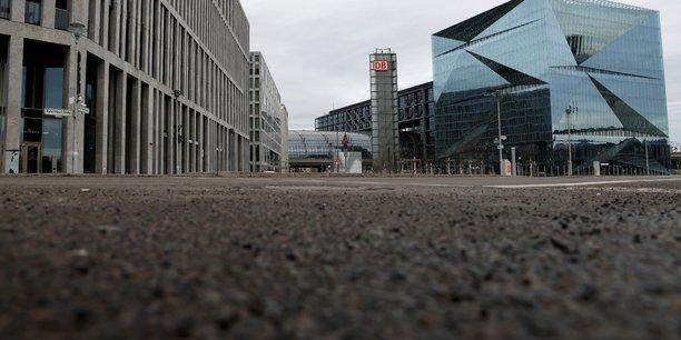 Les instituts economiques allemands abaissent leur prevision de pib 2021[reuters.com]