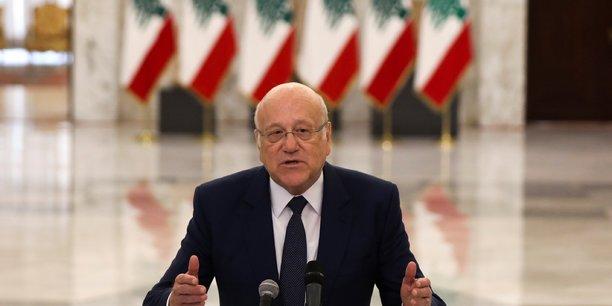 Le premier ministre libanais lance un appel au calme[reuters.com]