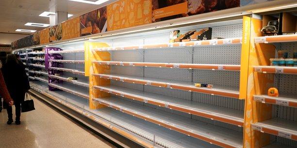 Grande-bretagne: le roi du poulet craint une inflation a deux chiffres sur l'alimentaire[reuters.com]