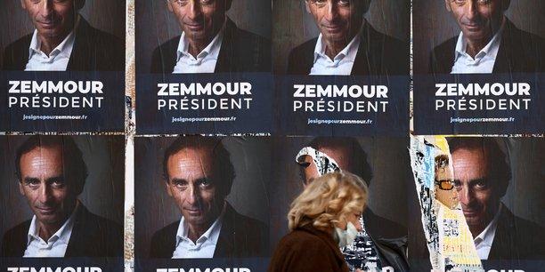 Les jeunes militants pro-zemmour veulent y croire pour 2022[reuters.com]