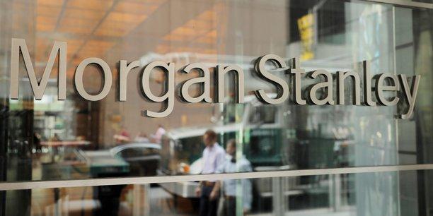 Morgan stanley bat le consensus, record pour les activites de marches[reuters.com]