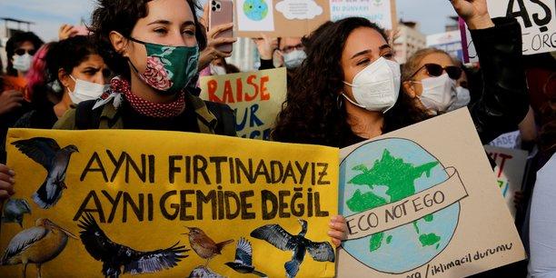 Climat: vers 3,1 milliards d'euros de prets pour la turquie apres la ratification de l'accord de paris[reuters.com]