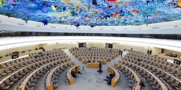 Les usa vont reintegrer le conseil des droits de l'homme apres l'ere trump[reuters.com]