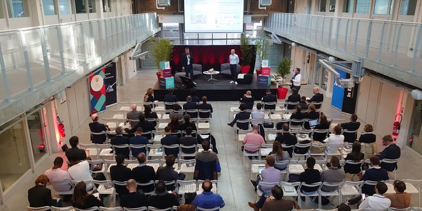 Vingt-quatre startups sont allées à la rencontre d'une cinquantaine d'investisseurs (Go Capital, Demeter, Euronext, Epopee gestion...) pour la vingt-et-unième édition de Start West.