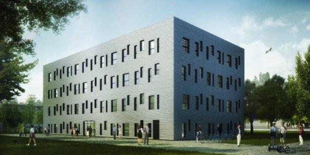Le coût des bureaux en région peut être quatre fois inférieur à celui constaté dans les Hauts de Seine. Ici, à Lille