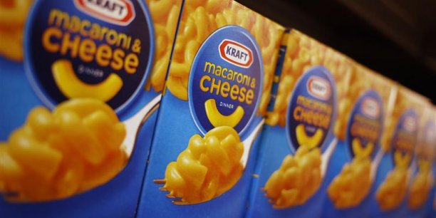 Kraft Foods Group est désormais une société qui agit essentiellement en Amérique du Nord.