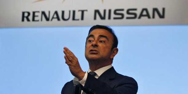 Le double PDG, Carlos Ghosn