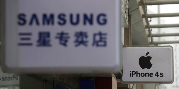Apple et Samsung tentent une nouvelle médiation.