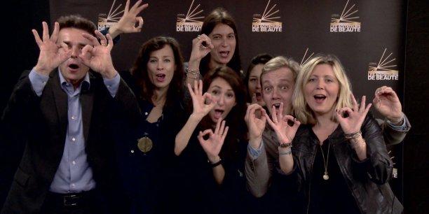 Le concours des Agitateurs de la Beauté a pour objectif de développer le sens créatif et innovant des collaborateurs de L'Oréal France. | DR