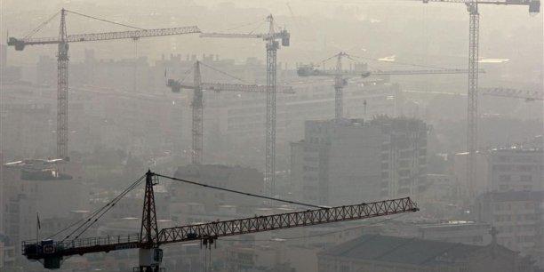 Seuls 330.000 logements ont été mis en chantier en 2013 en France