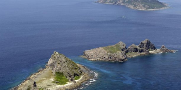 Face à la menace de la Chine, notamment sur les iles Senkaku, le Japon poursuit son réarmement
