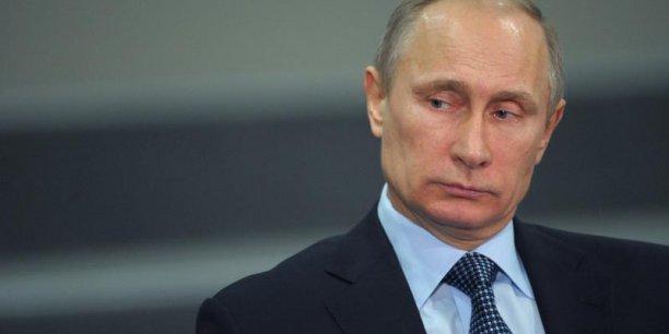 68%, c'est le score que Vladimir Poutine obtiendrait aujourd'hui selon un dernier sondage dans l'hypothèse d'élections présidentielles anticipées. / Reuters