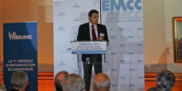 Le 5 décembre 2013, Xavier Beulin a pris la succession de Gérard Mestrallet à la présidence de l'EMCC (Euro-Mediterranean Competitiveness Council).