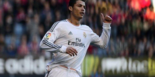Cristiano Ronaldo, l'attaquant vedette du Real Madrid, est devenu l'ambassadeur de toutes les marques du groupe Altice.