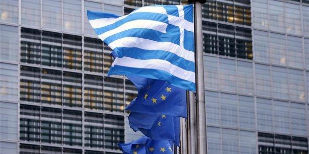 La Grèce demande une nouvelle restructuration de sa dette souveraine.
