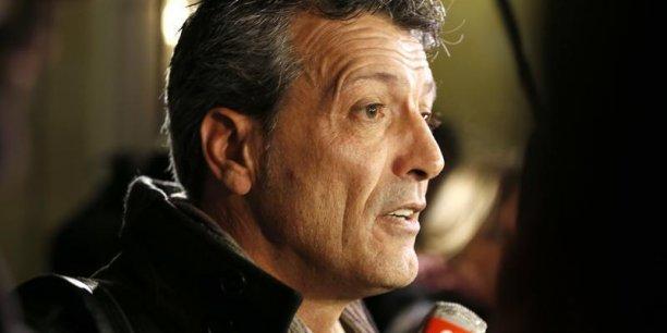 Edouard Martin, 49 ans, est né en Espagne. Il est désormais candidat pour devenir eurodéputé.
