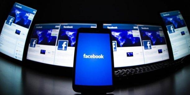 La nouvelle arme de Facebook, Slingshot by Facebook, est apparue très brièvement sur l'App Store. /Reuters.