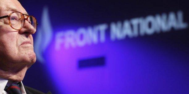 Ça lui apporte sans doute un petit bénéfice politique de faire peser un soupçon d'illégalité sur Jean-Marie Le Pen, a déclaré l'eurodéputé quant à l'autorité indépendante qui a saisi la justice. (Photo: Reuters)