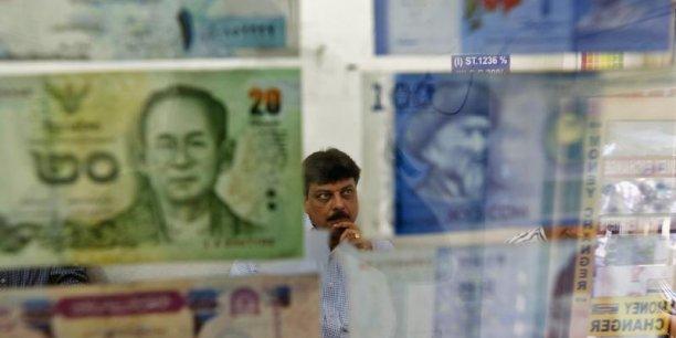 Les banques espagnoles ont des encours de crédits de 475 milliards de dollars dans les émergents, principalement en Amérique latine. (Photo : Reuters)