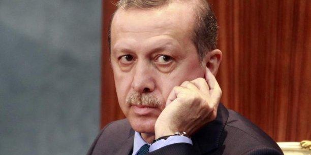 Des enregistrements accusant le Premier ministre turc Recep Tayyip Erdogan d'être corrompu avaient été diffusés sur Youtube. (Photo : Reuters)