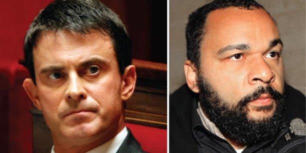 Le ministre de l'Intérieur Manuel Valls a publié lundi une circulaire qui énumère les outils juridiques à la disposition des maires et des préfets pour interdire Le Mur, le spectacle de l'humoriste Dieudonné, déjà plusieurs fois condamné pour incitation à la haine raciale.