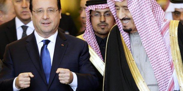 L'optimisme de l'Elysée s'appuyait sur deux documents saoudiens, un ordre royal édicté en juin et un contrat signé par la partie française et saoudienne.