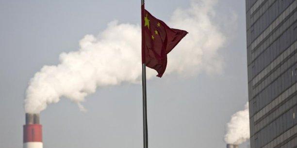 La Chine est le premier producteur de charbon mondial, et de loin.