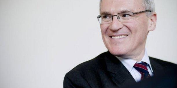 Le PDG Thales, Jean-Bernard Lévy, a promis de booster la croissance et la rentabilité de Thales à ses actionnaires