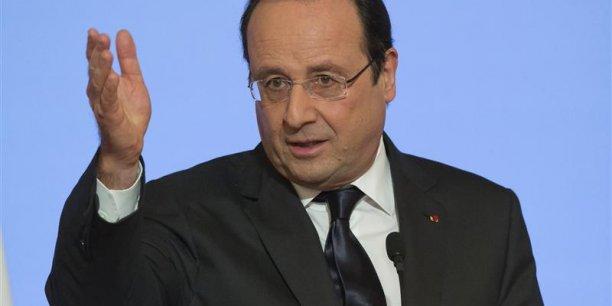 En janvier, François Hollande a souhaité accélérer le chantier de la simplification administrative