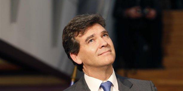 La Compagnie nationale des mines de France sera dotée d'un budget de 200 à 400 millions d'euros. (Photo :Reuters )