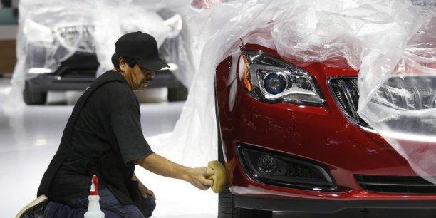En janvier, 125.477 véhicules neufs ont été immatriculés en France. / DR