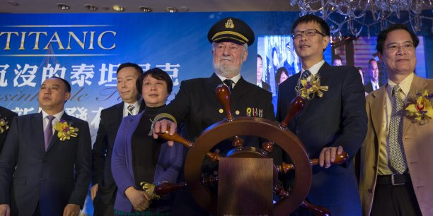 Le Titanic du Sichuan ne prendra jamais la mer, mais devrait être fini d'ici deux ans.