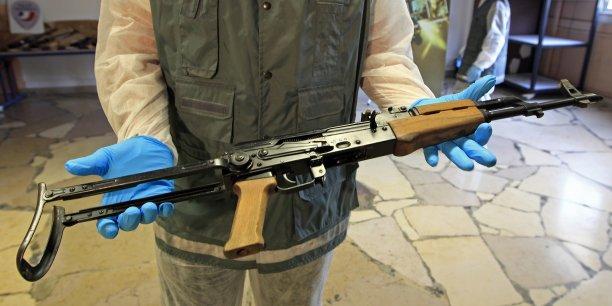 La Russie va exporter 200.000 armes par an à destination du marché américain.