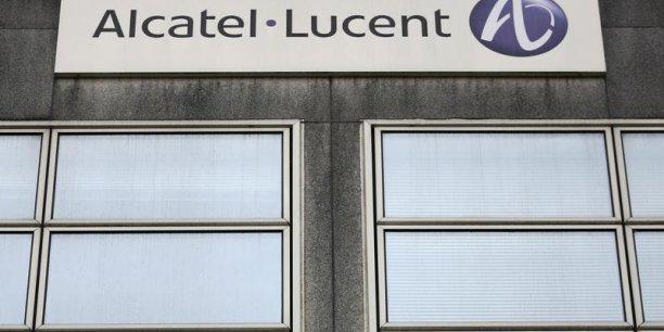 Le groupe Alcaltel-Lucent entre dans la deuxième année d'un programme de redressement qui devrait en durer trois. (Photo : Reuters)