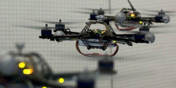 La Chine a mis au point une arme laser capable de détruire en vol des drones légers