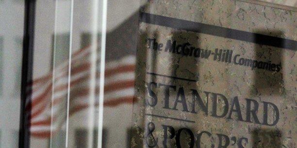 L'agence S&P a dégradé la note de la France en novembre 2013. (Photo Reuters)