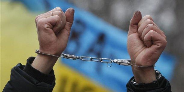 Le Parlement ukrainien doit se réunir ce mardi pour décider de l'abrogation des lois anticontestation et d'éventuelles amnisties. Mais l'opposition craint encore l'état d'urgence. (Photo : Reuters)