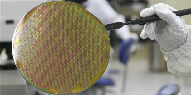 Le produit de cette opération permettra de répondre à la montée en puissance de la production industrielle des produits FD-SOI dans le domaine de l'électronique grand public. (Photo: Reuters)