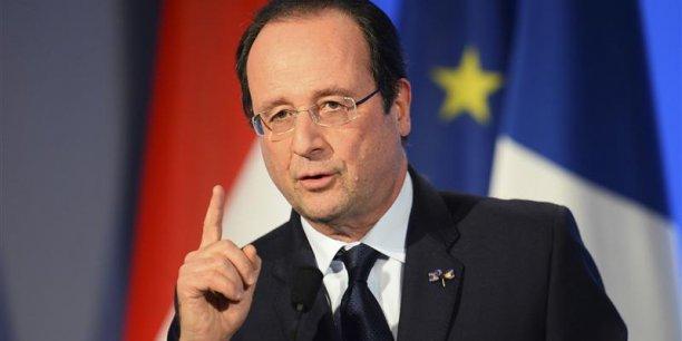 Une phrase sur trois prononcée publiquement par François Hollande contient une anaphore.