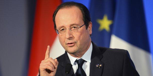 François Hollande précise son pacte de responsabilité annoncé le 31 décembre 2013.