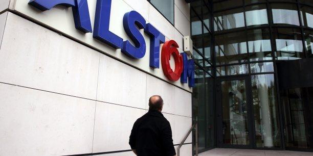 Bouygues est le premier actionnaire d'Alstom, dont il détient 29,33% du capital. (Photo : Reuters)