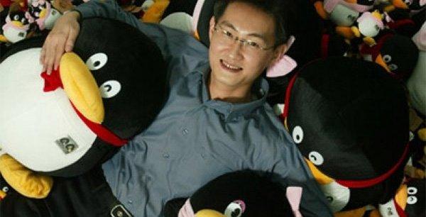 La fortune de l'homme le plus riche de Chine, Ma Huateng, PDG de Tencent et père de WeChat, s'élève désormais à 13,4 milliards de dollars, selon le Bloomberg Billionaires Index.