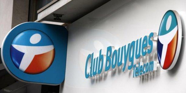 Le logo un peu vieillot de Bouygues Telecom pourrait être remplacé par la marque Web B&You.