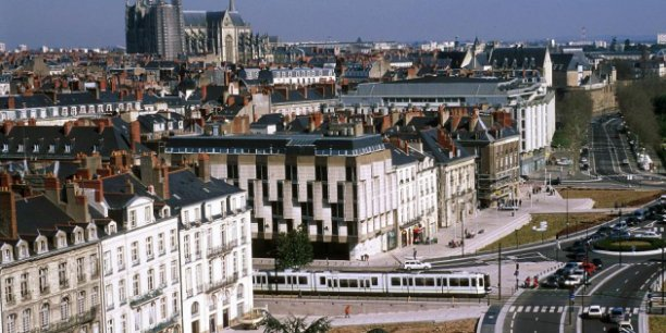 En 2011, la région Pays de Loire et sa capitale Nantes avaient reconquis le terrain perdu depuis 2008. /Reuters