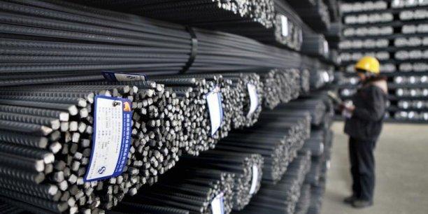 La production industrielle chinoise a connu sa progression la plus faible de sa production industrielle depuis avril 2009, en pleine crise financière. (Photo : Reuters)