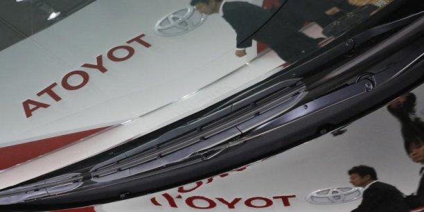 Au Japon, 292.446 voitures ont été vendus en janvier 2014, contre 229.333 un an avant. (Reuters/Issei Kato)