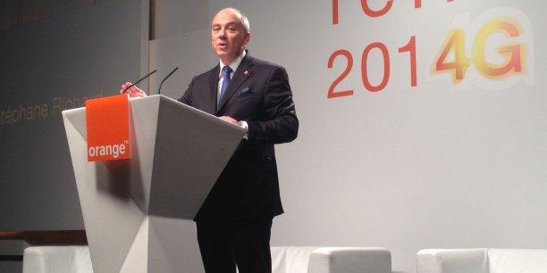 Orange Espagne est numéro deux du marché en nombre de clients mobiles et en profitabilité, a souligné Stéphane Richard, le PDG du groupe, venu féliciter les cadres de la filiale.
