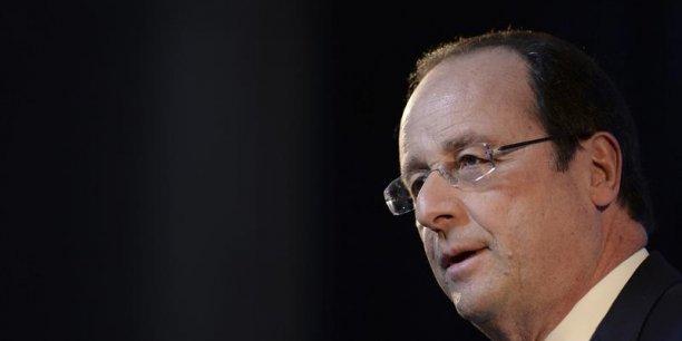 En intervenant en Centrafrique, François Hollande voulait démontrer la capacité de son pays à assumer ses responsabilités dans le monde. (Reuters/Fred Dufour)