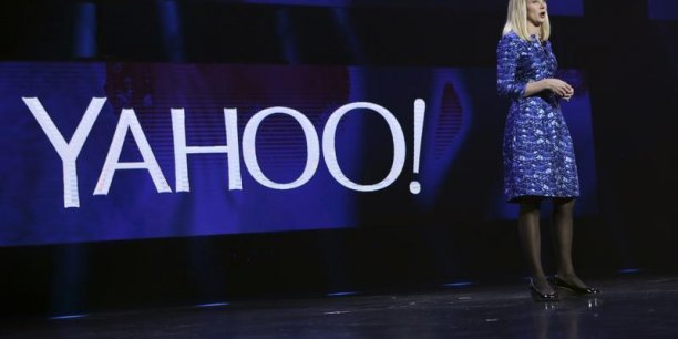 En 2013, Yahoo! s'est offert plus d'une vingtaine de start-up. (Photo Reuters)